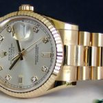 Rolex 18kt Yellow Gold Watch