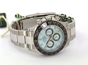 Rolex Cosmograph Daytona Platinum Mens Watch