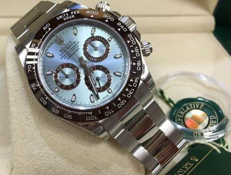 Rolex Cosmograph Daytona Mens Watch