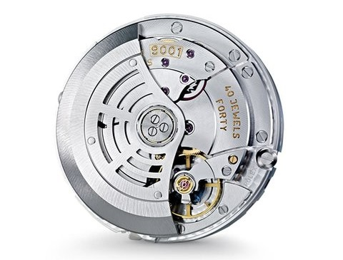 rolex sky dweller movement