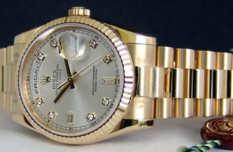 Rolex Day-Date 18kt Yellow Gold Watch