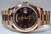 Rolex Day-Date II Gold Watch
