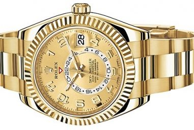 Luxury Watches Real Gold Watches