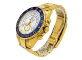Rolex Yacht Master II – 18k Yellow Gold Men's Watch
